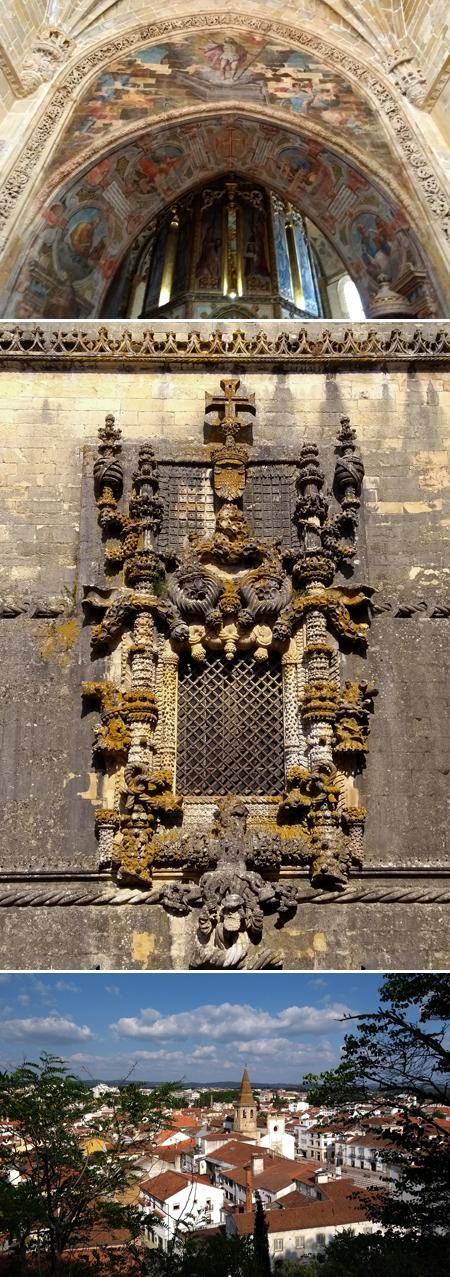 Rick Steves, guidebook research, Portugal, Tomar, Convento do Cristo