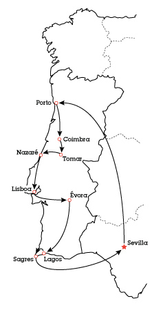 Rick Steves Europe, Portugal, guidebook, research