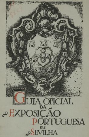 1929 Expo, Sevilla, Portugal, guia oficial