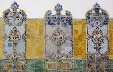 Lisboa, Chafariz da Junqueira, azulejos, tiles, Mário Reis, 1929 Expo