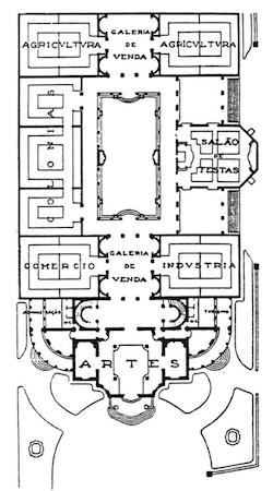 1929 Expo, Sevilla, Portugal, pavilion