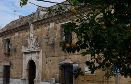 España, Andalucía, Osuna, Pósito Municipal
