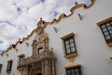 España, Andalucía, Osuna, Palacio del Marqués de la Gomera