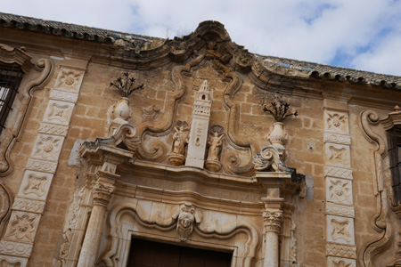 España, Andalucía, Osuna, Cilla del Cabildo de la Catedral de Sevilla