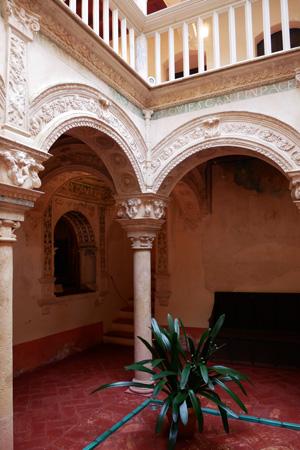 España, Andalucía, Osuna, Colegiata, panteón ducal, Dukes, pantheon
