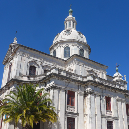 Portugal, Lisboa, Lisbon, Igreja da Memória