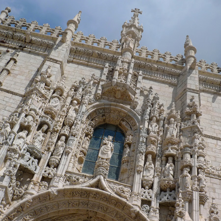 Portugal, Lisboa, Lisbon, Mosteiro dos Jerónimos