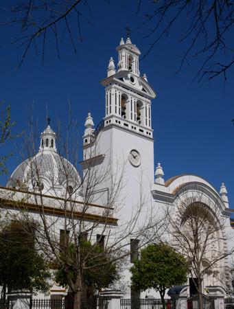 España, Spain, Andalucía, Sevilla, Heliópolis, Iglesia de San Antonio María Claret