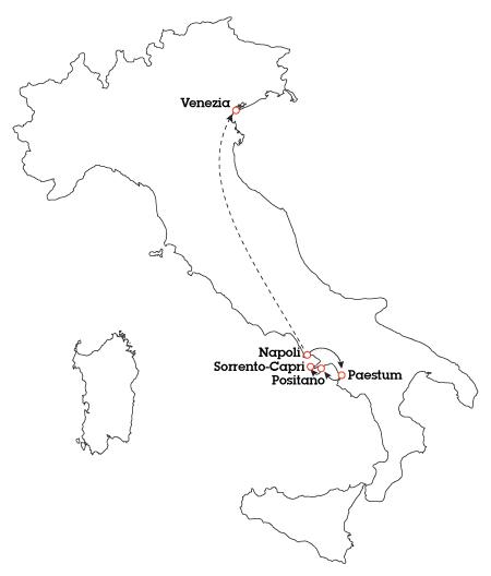 Italia, Italy, 2019 guidebook research, Rick Steves