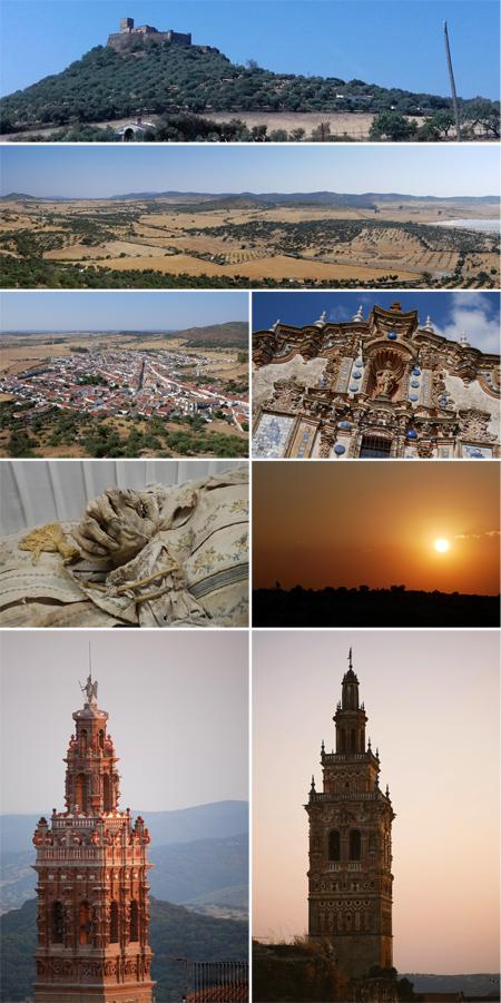 Alconchel, Jerez de los Caballeros, Spain, España