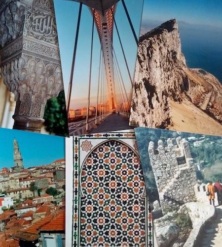 Robert Wright, Europe, Spain, Portugal, Morocco