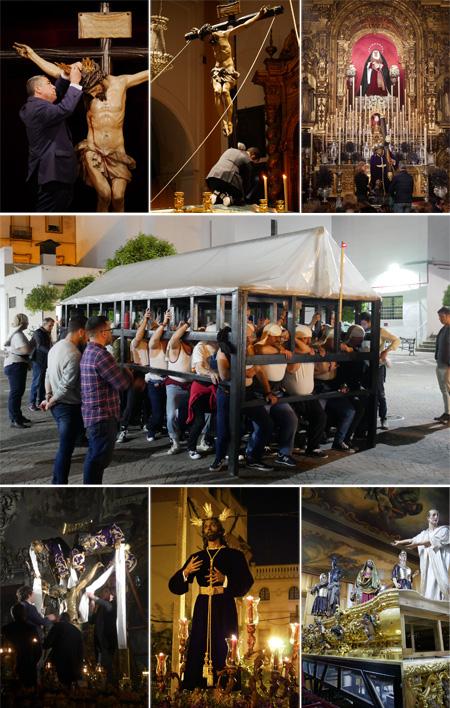 Andalucía, Sevilla, Semana Santa, Holy Week