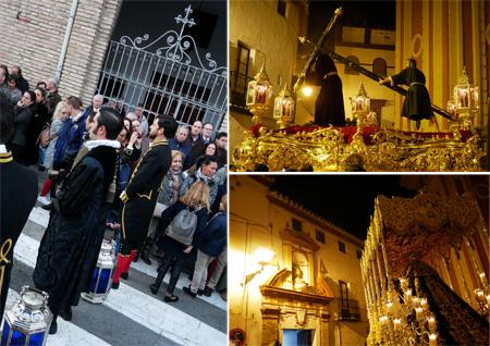 Andalucía, Sevilla, Semana Santa, Holy Week, convent