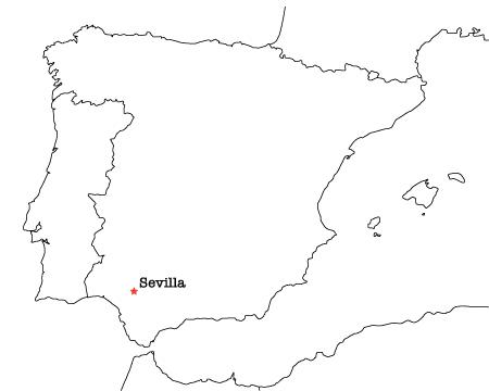 guidebook research, schedule, 2020, Rick Steves' Europe, Andalucía, Sevilla