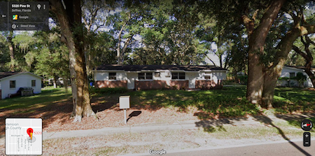 places lived, Seffner, Florida
