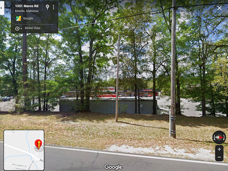 places lived, Mobile, Alabama