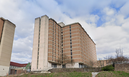 places lived, Knoxville, Tennessee, UTK, Humes Hall