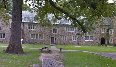 Rhodes College, White Hall, Memphis, Tennessee, 1990