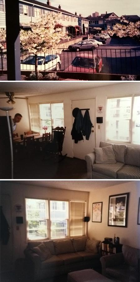 places lived, 1995, Seattle, Washington, USA