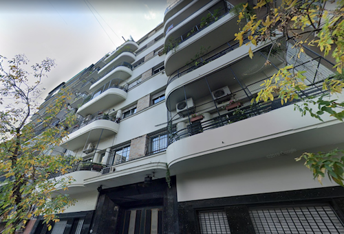 places lived, 2002, Buenos Aires, Argentina, Recoleta