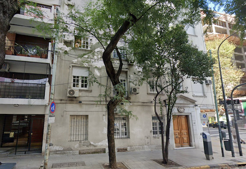 places lived, Buenos Aires, Argentina, Recoleta, 2009