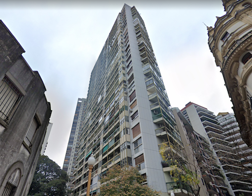 places lived, 2012, Buenos Aires, Argentina, Retiro