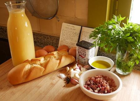 2020, year in review, sopa de ajo, recipes