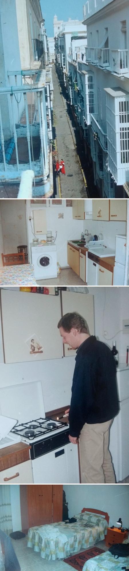 places lived, Cádiz, 1998, Spain, España