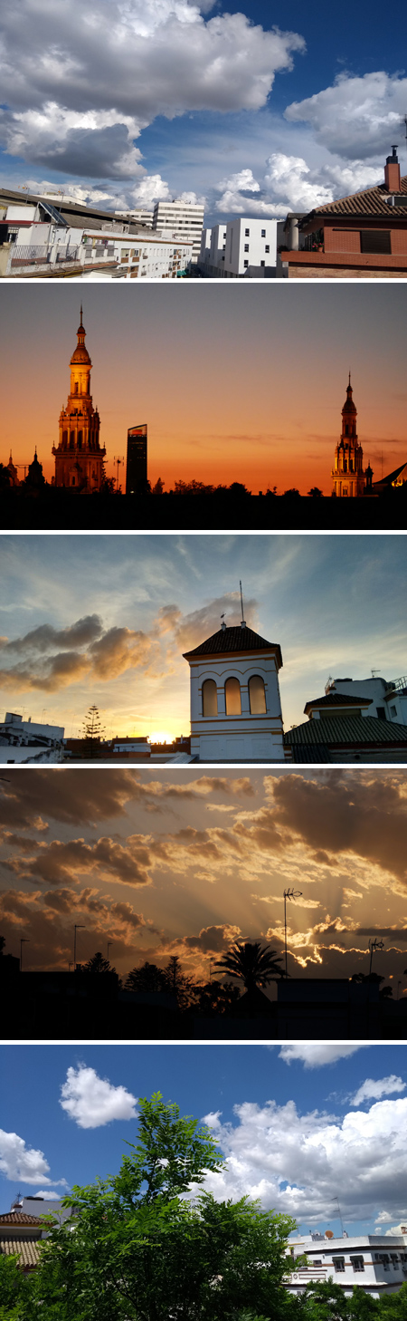 places lived, Sevilla, Spain, España
