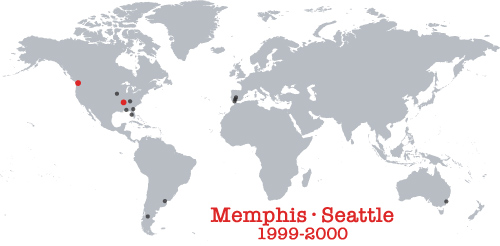 places lived, 1999-2000, USA