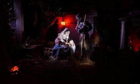 2020, nativity scene, belén, Christmas Eve