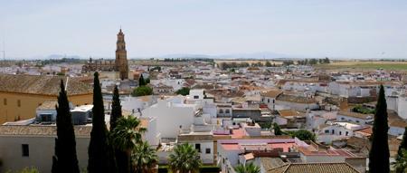 Spain, España, Andalucía, Utrera, panorama