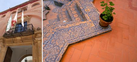 Spain, España, Andalucía, Utrera, Casa de Cultura