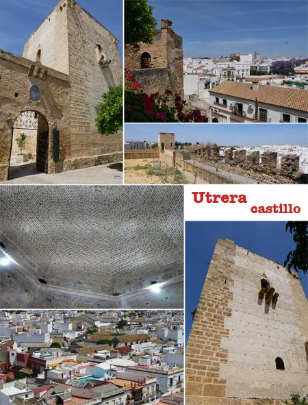 Spain, España, Andalucía, Utrera, castillo