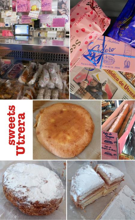 Spain, España, Andalucía, Utrera, mostachón, sweets