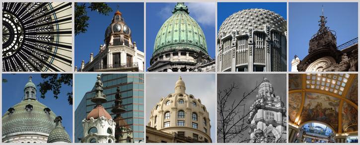 Endless Mile, Buenos Aires, domes, cúpulas