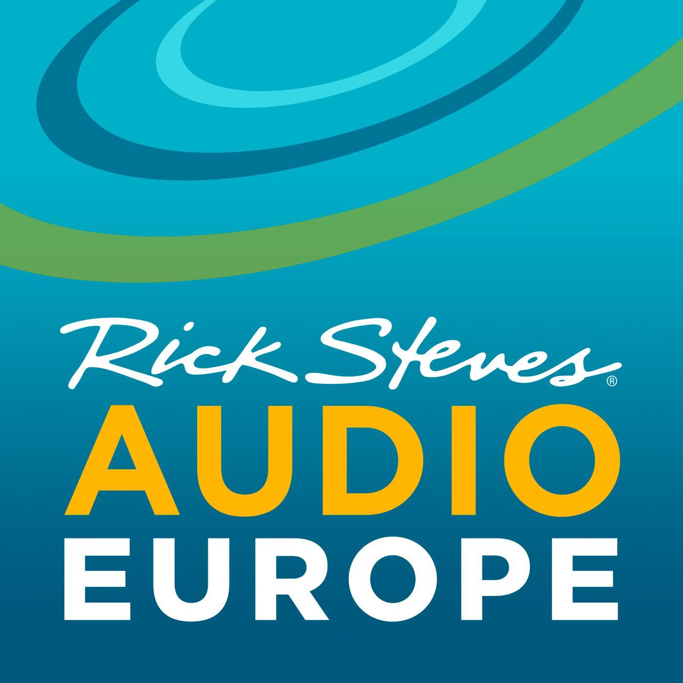 Robert Wright, Rick Steves, audio Europe, radio interview